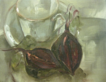 BEETROOT AND TEACUP